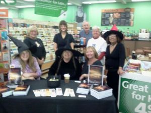 Book signing at Hastings -- October 30 th.