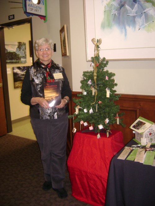 Book signing at The Twin Falls Center for the Arts